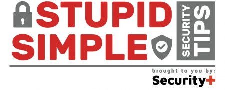 _320343 - Stupid Simple Security Tips - A4 Landscape